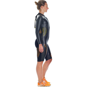 Colting Wetsuits SR02 Dames zwart